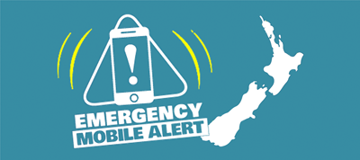 Emergency mobile alert!